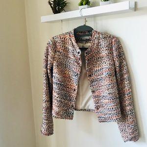 H&M // Tweed Jacket